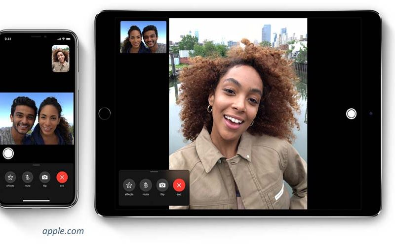 Apple Confirms iPhone FaceTime Bug, disables Group FaceTime function