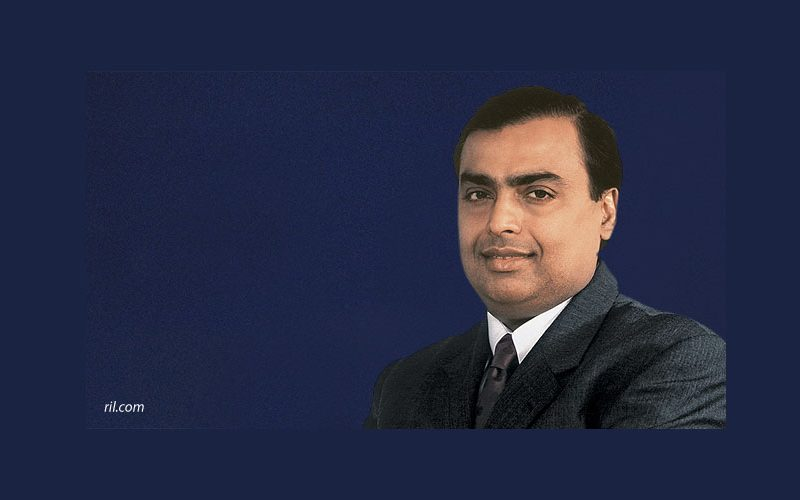 Mukesh Ambani want to stop Global companies from Data colonization